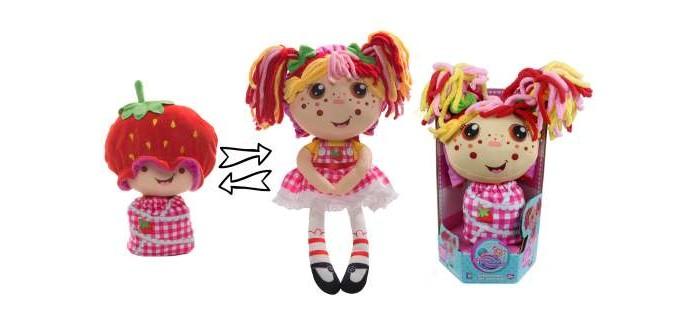 1 Toy Девчушка-Вывернушка КсюшкаКуклы и одежда для кукол<br>1 Toy Девчушка-Вывернушка Ксюшка  Веснушчатая плюшевая игрушка Кукла Девчушка Вывернушка Flip Zee Girls Ксюшка очень необычная. Вначале каждая девчушка Вывернушка выглядит как милый маленький пупс, в яркой пелёнке и с объёмным чепчиком на голове.    Этот пупс может очень быстро повзрослеть, за пару секунд превратившись в красивую куклу-девочку, с длинными мягкими ручками и ножками, яркими волосами из плюшевых ниток и милым веснушчатым круглым личиком. Для этого достаточно снять с маленькой Вывернушки Flip Zee Girls чепчик и пелёнку, которые становятся частью причёски и платья большой куклы.   Заскучали по милому пупсу? Выверните обратно чепчик и пелёнку, спрятав в них причёску куклы Вывернушки, её длинные ручки и ножки.  Каждый вид куклы Вывернушки Flip Zee Girls имеет уникальный дизайн одежды, яркие красивые волосы и собственное имя. При желании, Вы сможете собрать у себя в комнате всех подружек кукол Вывернушек Flip Zee Girls, с которыми можно придумать много весёлых игр, от кукольного чаепития до игры в школу или детских сад!   Куклы Девчушки Вывернушки Flip Zee Girls не имеют твёрдых частей или мелких деталей, а их волосы из толстой плюшевой пряжи крепко пришиты, кукла Вывернушка Flip Zee Girls может считаться одной из самых безопасных игрушек.