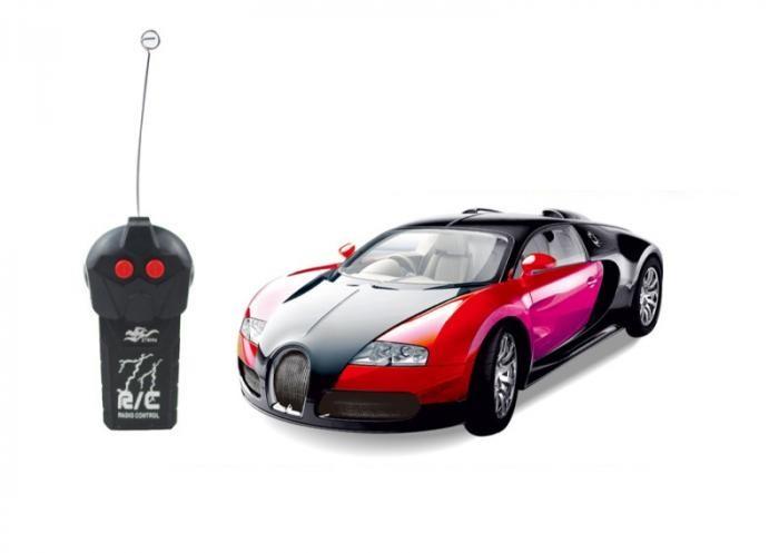1 Toy Спортавто Машина на радиоуправлении