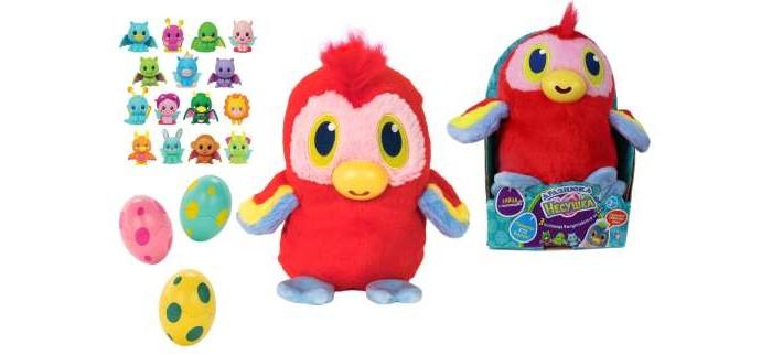 Мягкая игрушка 1 Toy Дразнюка-Несушка Дразнюгай