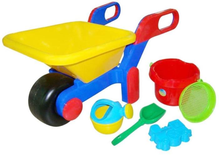 Летние товары , Игрушки в песочницу Wader Набор для песочницы 455 арт: 62136 -  Игрушки в песочницу