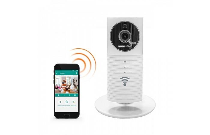 Купить Видеоняни, Redmond Умная WiFi-камера видеонаблюдения SkyCam RG-C1S