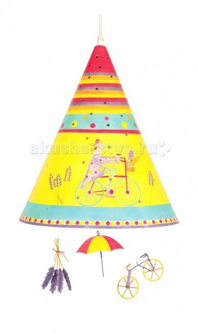 Светильник L'oiseau Bateau потолочный Велосипедистка