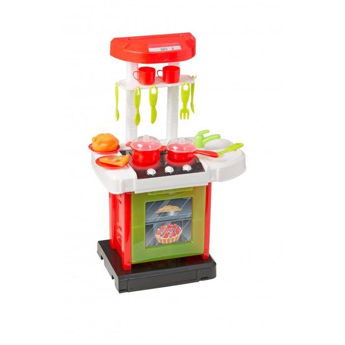 Купить Ролевые игры, HTI Портативаня электронная кухня с чайником и тостером 19 аксессуаров