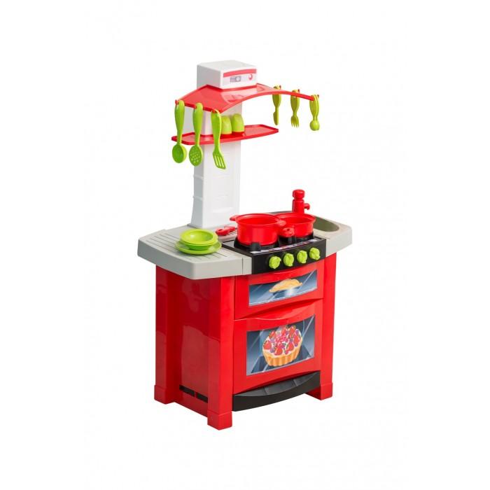Ролевые игры HTI Электронная Большая Кухня 21 аксессуар детская кухня с аксесс свет звук bt543406 1 kari