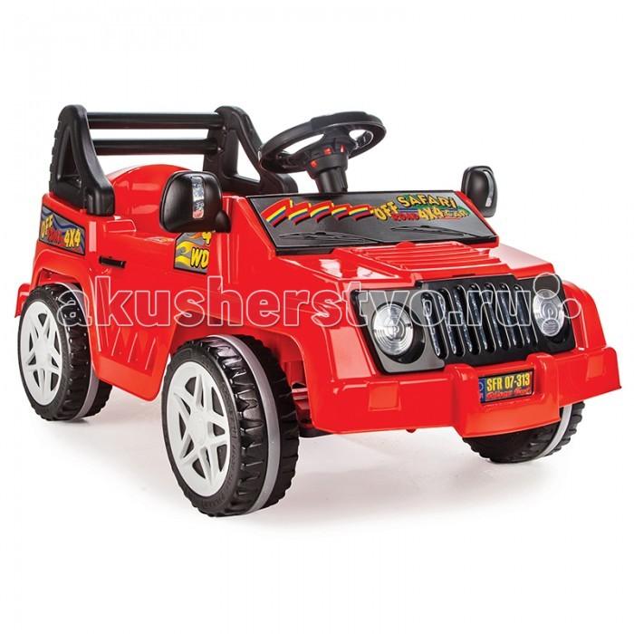 Pilsan Педальная машина New Safari
