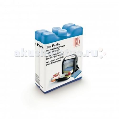 Термосумки Iris Barcelona Охлаждающий гелевый блок 2 шт. мельница электрическая iris barcelona cuinox 2 в 1