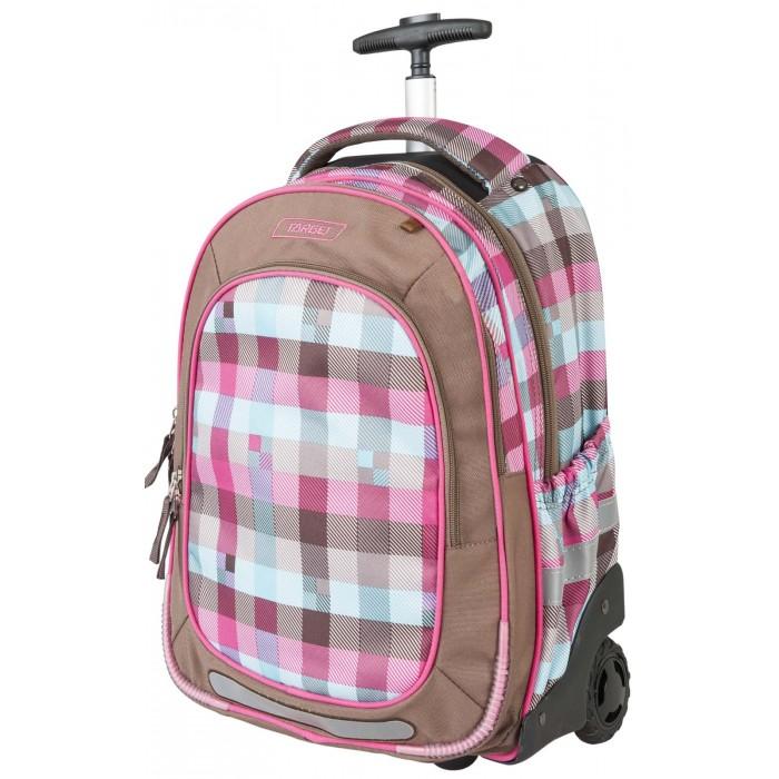 Купить Школьные рюкзаки, Target Collection Рюкзак-тележка Square