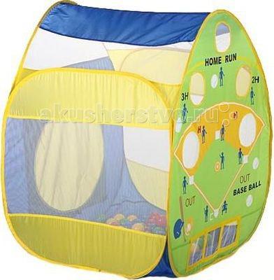 Палатки-домики Calida Палатка-домик Бейсбол 100 шаров палатки greenell палатка дом 2