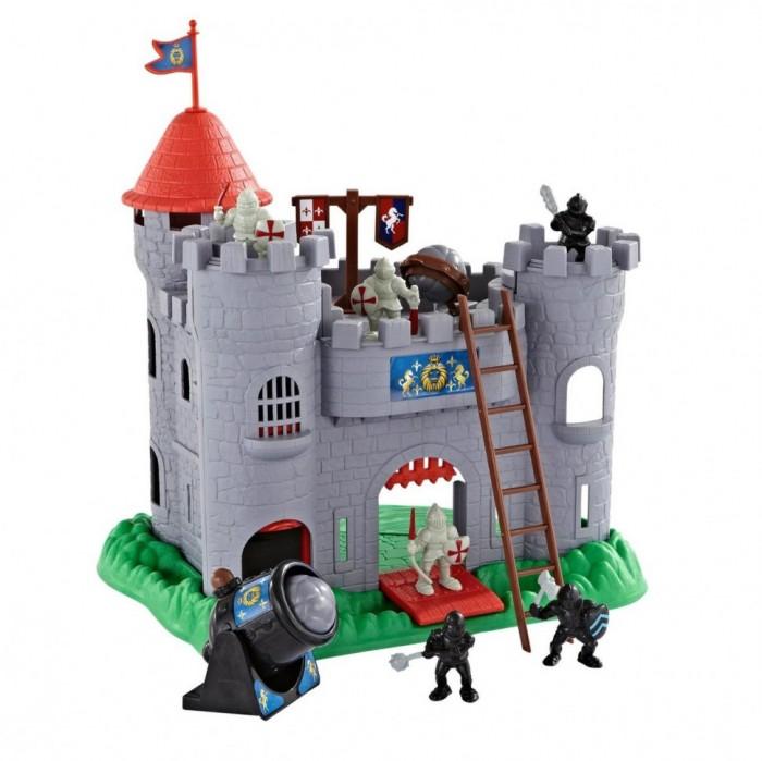 Купить Игровые наборы, Red Box Игровой набор Средневековый замок с фигурками 14 предметов