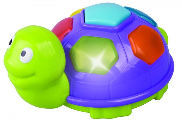 Купить Развивающие игрушки, Развивающая игрушка Red Box Музыкальная Черепаха 15 см