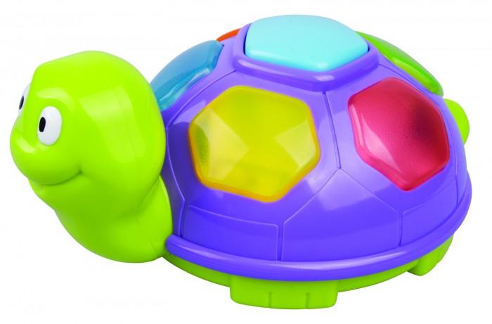 Купить Развивающие игрушки, Развивающая игрушка Red Box Музыкальная Черепаха 22 см