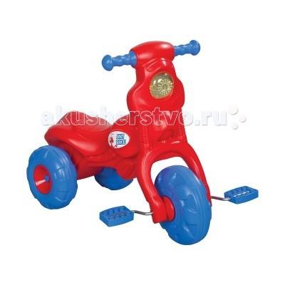 Велосипед трехколесный Pilsan AntAntВелосипед трехколесный Pilsan Ant в коробке - с педалями на переднем колесе. Анатомическое сиденье создает необходимые уровень комфорта ребенка.  Максимальный вес ребенка не должен превышать 50 кг.  Велосипед лучше всего подходит для коротких прогулок с ребенком на детской площадке и во дворе дома.  Способствует развитию опорно двигательного аппарата ребенка, укреплению суставов и координации в пространстве.<br>