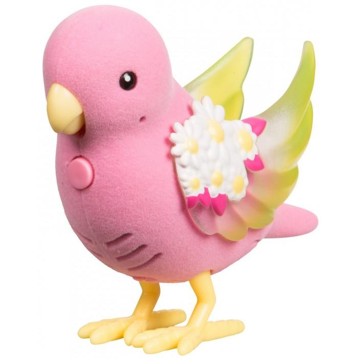 Интерактивная игрушка Little live Pets Птичка со светящимися крылышками Яркий Цветок