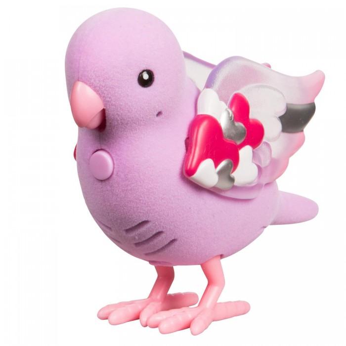 Интерактивная игрушка Little live Pets Птичка со светящимися крылышками Лучик Сердца