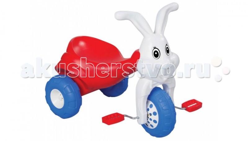 Трехколесные велосипеды Pilsan Rabbit Заяц