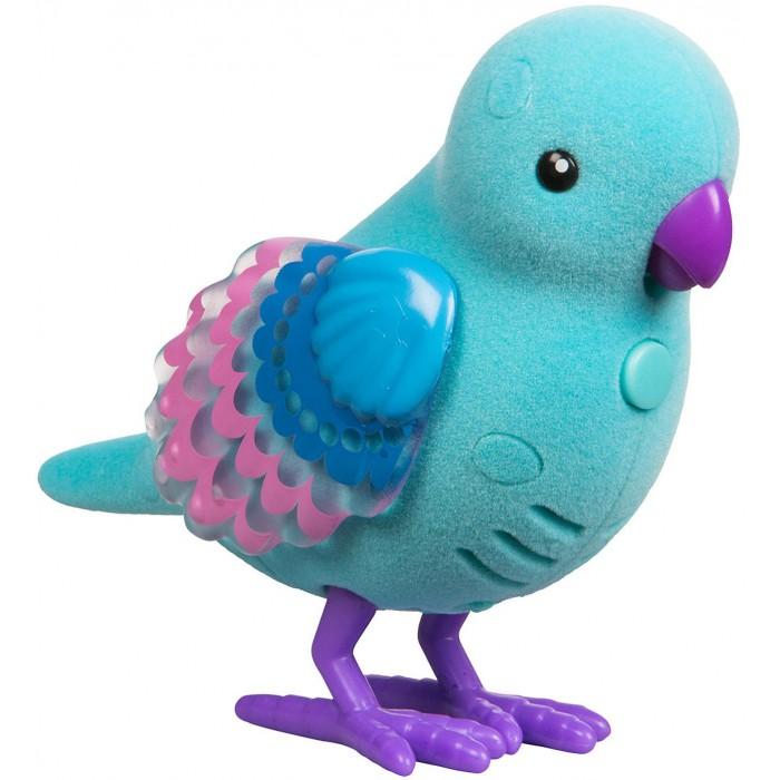 Интерактивная игрушка Little live Pets Птичка со светящимися крылышками Жемчужная Ракушка