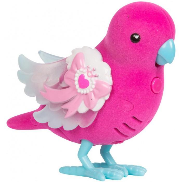 Интерактивная игрушка Little live Pets Птичка со светящимися крылышками Сияющий Бантик