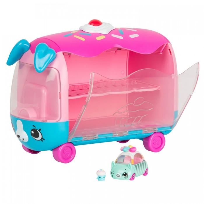 Cutie Cars Игровой набор Фургон коллекционера