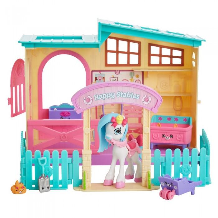 Купить Игровые наборы, Happy Places Набор Веселая конюшня