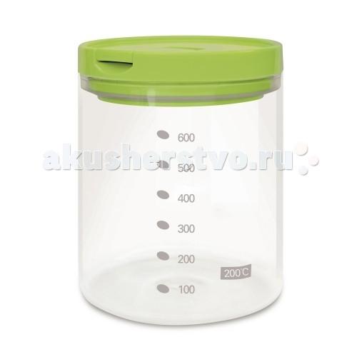 Аксессуары для кормления , Контейнеры Iris Barcelona Герметичная емкость для хранения с крышкой 0.8 л арт: 62577 -  Контейнеры