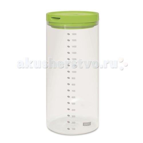 Аксессуары для кормления , Контейнеры Iris Barcelona Герметичная емкость для хранения с крышкой 1.8 л арт: 62580 -  Контейнеры
