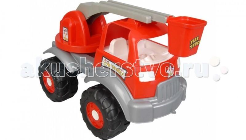 пожарная машина shantou gepai машина пожарная парковка красный b1695688 Машины Pilsan Пожарная машина 06 507