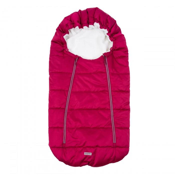 Купить Конверты для новорожденных, Playtoday Зимний конверт для девочек Ванильный капкейк 388853