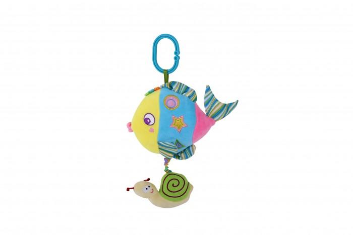 Подвесные игрушки Bertoni (Lorelli) музыкальная Toys Разноцветная Рыбка