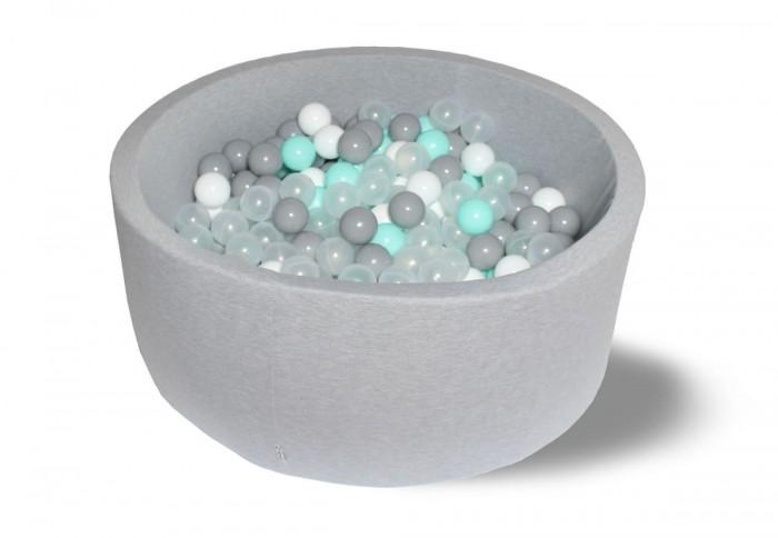 Купить Сухие бассейны, Hotenok Сухой бассейн Волна 40 см с комплектом шаров 200 шт.