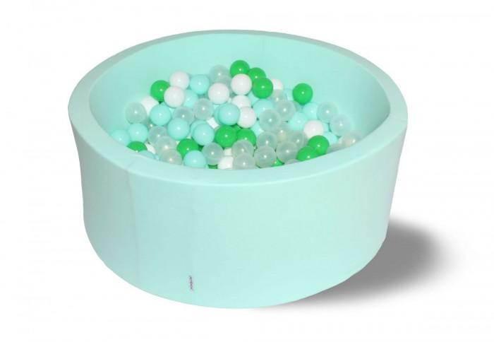 Hotenok Сухой бассейн Эко 40 см с комплектом шаров 200 шт.