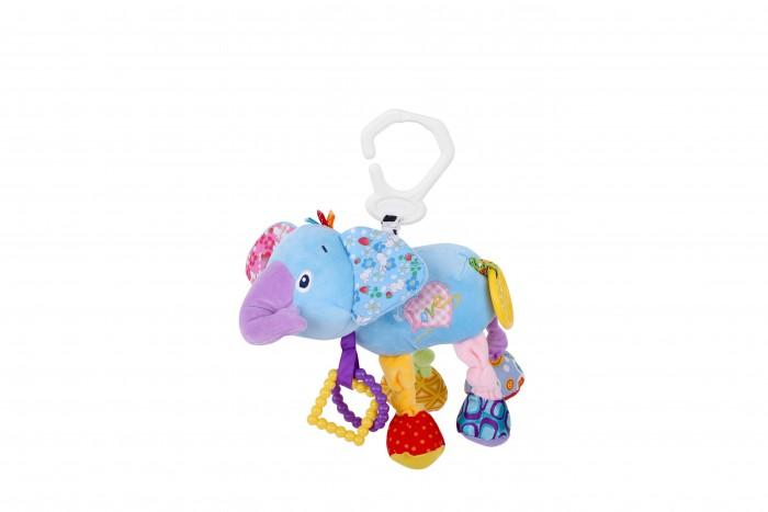 Развивающие игрушки Bertoni (Lorelli) Toys Слоник вибро недорого
