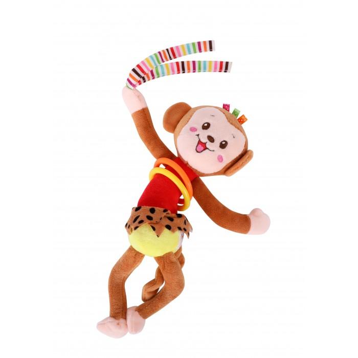 Развивающие игрушки Bertoni (Lorelli) с вибрацией Toys Мартышка