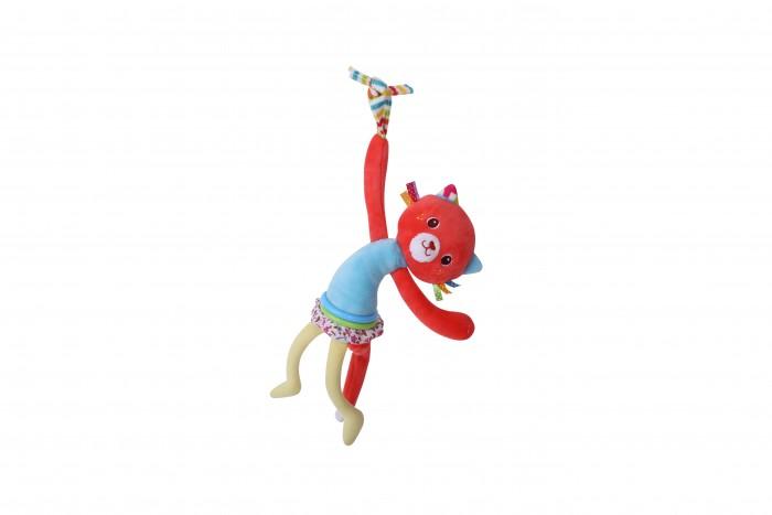 Развивающие игрушки Bertoni (Lorelli) с вибрацией Toys Котик игрушка s s toys bambini музыкальное пианино котик сс76753