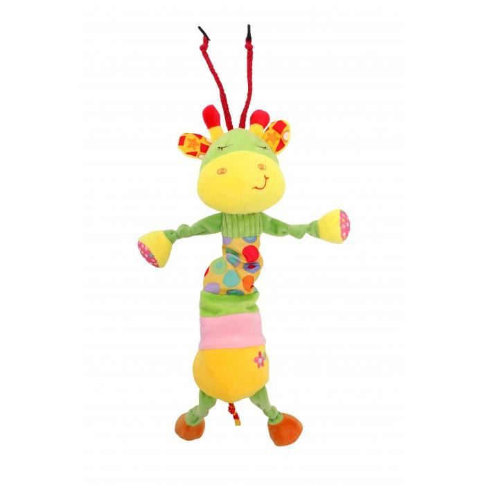 Фото - Развивающие игрушки Bertoni (Lorelli) музыкальная Toys Жираф музыкальная игрушка sassy мой телефон 20 см