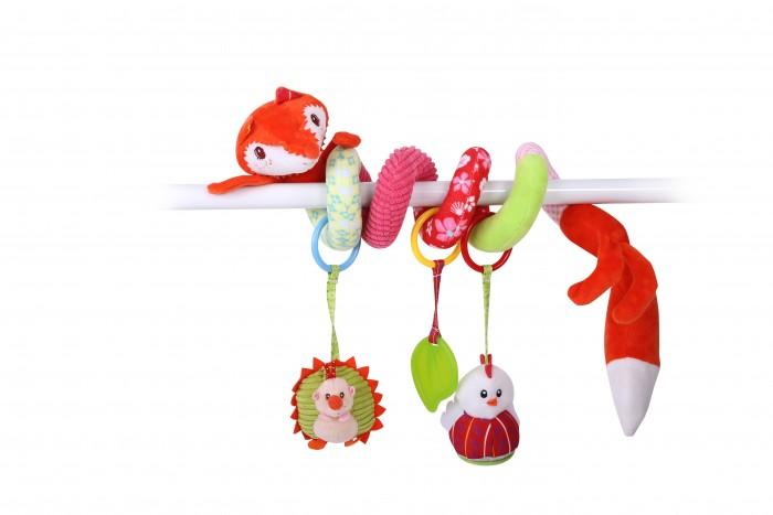дуги для колясок и автокресел Дуги для колясок и автокресел Bertoni (Lorelli) Спираль Toys Лисичка