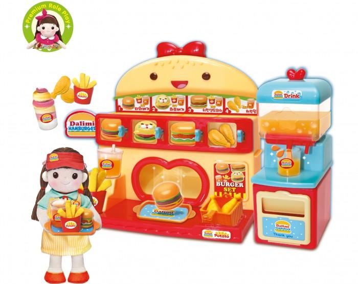 Игровые наборы Dalimi Игровой набор Бургерная
