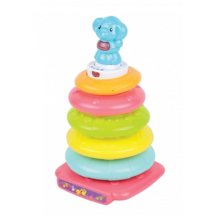Развивающие игрушки Red Box Музыкальная пирамидка Слоник недорого