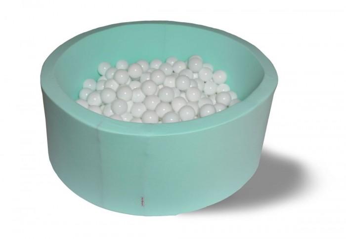 Hotenok Сухой бассейн Мокрый снег 40 см с комплектом шаров 200 шт. от Hotenok