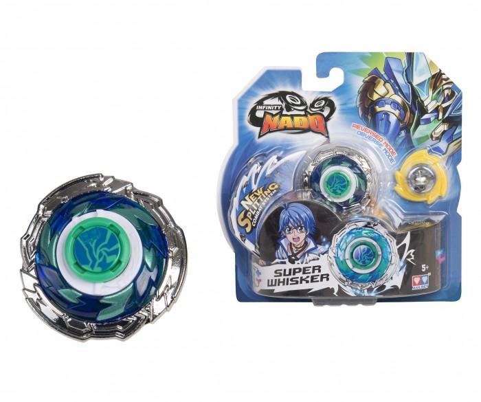 Купить Игровые наборы, Infinity Nado Волчок Стандарт Super Whisker с пусковым устройством