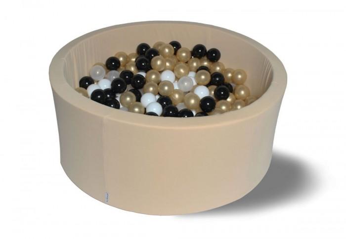 Купить Сухие бассейны, Hotenok Сухой бассейн Шик 40 см с комплектом шаров 200 шт.