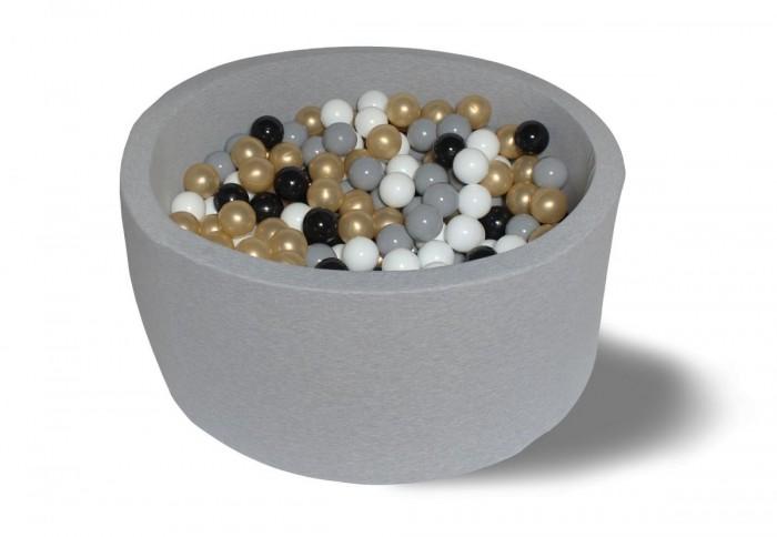 Купить Сухие бассейны, Hotenok Сухой бассейн Элит 40 см с комплектом шаров 200 шт.