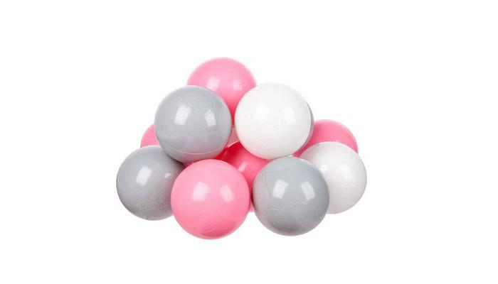 Hotenok Набор шариков для сухого бассейна Розовый бриз 7 см 100 шт. от Hotenok