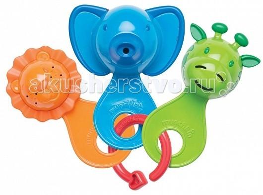 Игрушки для ванны Munchkin Игрушка для ванны Веселые ситечки munchkin игрушка для ванны школа рыбок