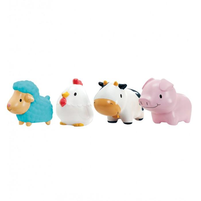 Игрушки для ванны Munchkin Игрушка для ванны Деревенские зверюшки munchkin игрушка для ванны школа рыбок