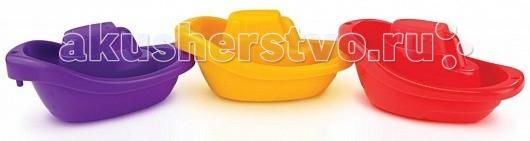 Игрушки для ванны Munchkin Игрушка для ванны Лодочки игрушки для ванны munchkin игрушка для ванны пингвин в лодке