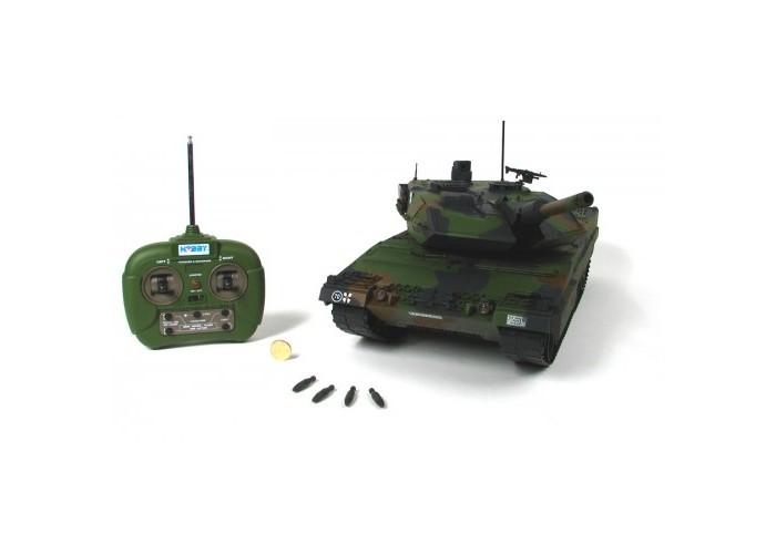 Радиоуправляемые игрушки Hobby Engine Танк на радиоуправлении Leopard 2A6 60 см