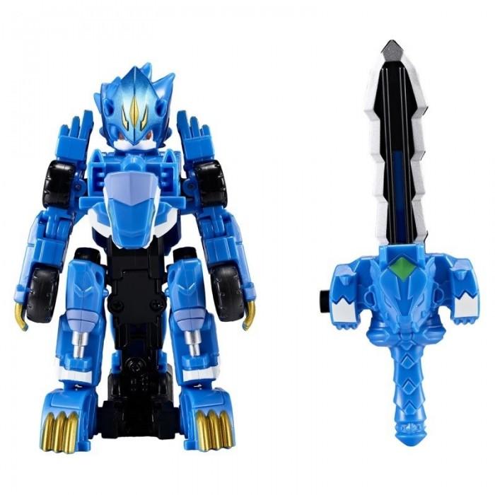 Роботы Monkart Робот-трансформер Битроид Лео