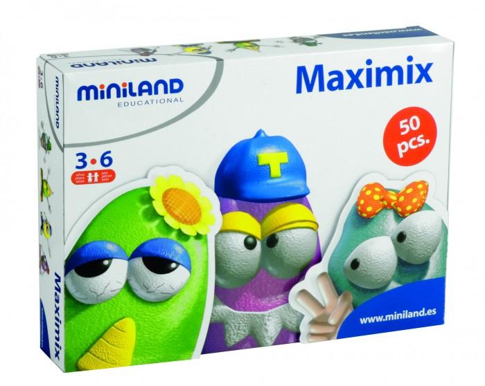 Конструктор Miniland Maximix (50 деталей)