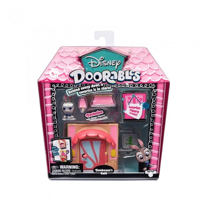 Disney Doorables Игровой набор с 2 фигурками Зверополис