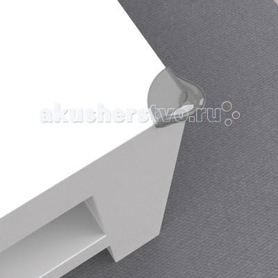Блокирующие устройства Lindam Защита на углы Xtraguard 4 шт. защита на углы clippasafe 4 шт cl77ru прозрачный